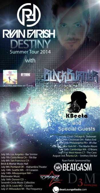 Summer2014TourPoster